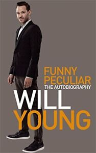 Funny Peculiar: The Autobiography by Will Young Book The Cheap Fast Free Post