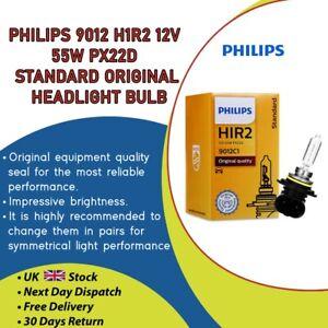 9012 hir2 bulb 12v 55w Philips Bulb Standard 1 Pcs Long Lasting