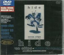 HIDE UGLY SEVEN CLIPS + HURRY GO ROUND  NEUF EN BLISTER