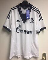FC Schalke 04 S04 Spielertrikot Formotion - Gr. 9 Trikot - ohne Beflockung XL