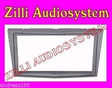 Phonocar 3/471 Cornice montaggio radio doppio din grigio Astra H 2004 > 2010