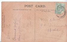 Genealogy Postcard - Family History - Olive - Spalding - Lincoln    U3207
