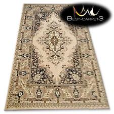 "TRADITIONAL AGNELLA RUGS beige oriental ""STANDARD"" modern designs carpet"
