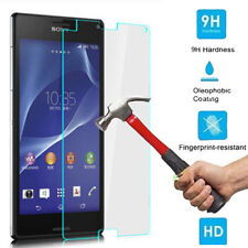 9H Tempered Glass Screen Protector Protective Film For Sony Xperia Z3 Compact