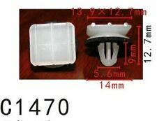 20pcs Fit Honda Legend Civic, Element, Odyssey 76222SP1003 moulding Clip Sealer