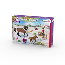 Schleich 97447 Adventskalender Horse Club
