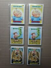 Topps Garbage Pail Kids 2014 Bukimi Kun Complete 132-Card Base Set