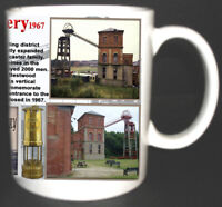 BESTWOOD COLLIERY COAL MINE MUG LIMITED EDITION GIFT MINERS NOTTINGHAMSHIRE PIT