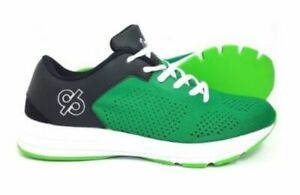 Drakes Pride Men's ladys Astro approved Lawn Bowls Shoes Green MENS 6 US - 14 US
