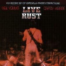 Live Rust von Neil Young (1999)