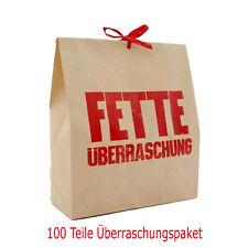 100 Teile Restposten Sonderposten Paket Wiederverkäufer Flohmarkt NEUWARE 🚨