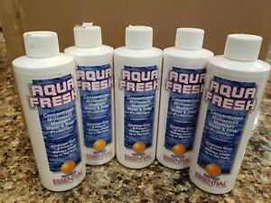 Waterbed Conditioner QTY 5 - 8 o/z BOTTLES - AQUA FRESH
