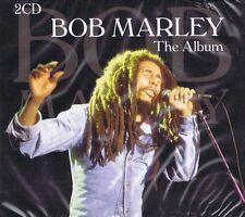 MUSIK-DOPPEL-CD NEU/OVP - Bob Marley - The Album