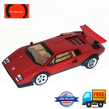 NIB R/C 1:14 Lamborghini Wolf Countach LP500S Radio Control CAR Red