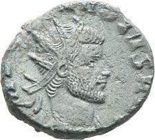 LANZ MAILAND  ANTONINIANUS CLAUDIUS II GOTHICUS MARS SPEAR TROPHY @TBC1112