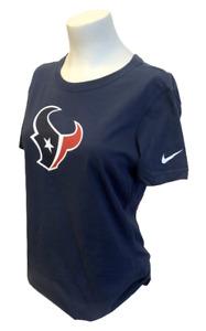 Nike Women's Houston Texans Arian Foster #23 Navy Slim Fit Shirt Size Large