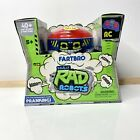 Really RAD Robots Fartbro - 40+ Sounds - Electronic Remote Control Farting Robot