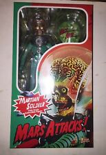 HOT TOYS  1/6th MARS ATTACKS MARTIAN SOLDIER / NEW in the BOX  BBI