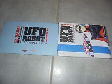 DVD N°2 + BOX UFO ROBOT CATTURATE GOLDRAKE GAZZETTA DELLO SPORT 2° EDIZIONE