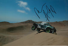 BJ Baldwin Hand Signed 12x8 Photo 2014 Dakar Rally 2.