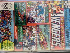The Avengers Annual #10 (Nov 1981, Marvel)
