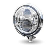 "Motorbike LED Headlight 5.75"" CREE Daymaker for Retro Custom Vintage Project"