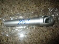 BIG BOI OUTKAST SORRY MS JACKSON RAP ACTOR SINGER SIGNED MICROPHONE ALG HOLO COA