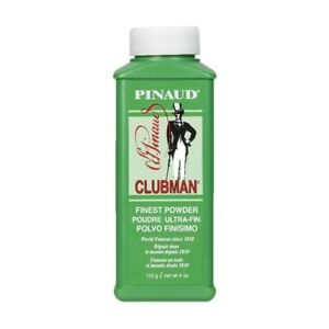 Clubman Pinaud Powder White 4 oz