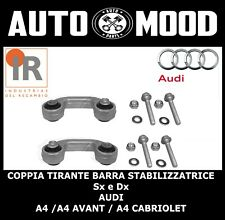 TIRANTI BARRA STABALIZZATRICI AUDI - A4  A4 Avant  A4 Cabriolet -SEAT EXEO 2000>
