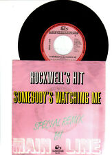Rock Well ´s Hit   -      Somebody´s watching me