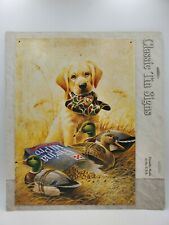 Classic Tin Signs Retro Metal Sign Plaques Decor Farm Usa Vintage Hunting Dog