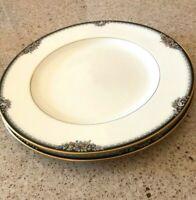 "Set of 2 Noritake PHILHARMONIC 10 1/2"" Dinner Plates store stock never used"