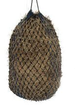 """NEW Shires Deluxe Horse Pony Haylage / Hay Net 36"""" - Strong Small Holes FREE P&P"""