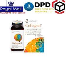 Brand New youtheory collagene Advanced Formula 390 Compresse