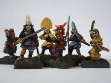 28mm Six Foundry Samurai Heroes
