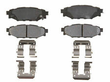 For 2013-2015 Subaru XV Crosstrek Brake Pad Set Rear AC Delco 57876QG 2014