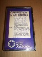 "THE DINDY MUSIC COLLECTION "" GREATEST FILM & TV THEMES "" CASSETTE ALBUM"