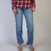 Levi's Mid rise skinny Damen blau stretch Jeans 30/32