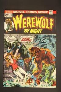 Werewolf By Night # 10 - NEAR MINT 9.4 NM - Horror Mystery MARVEL COmics