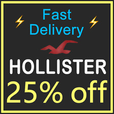**25% OFF** Hollister Coupon Promo Code === Fast Delivery ===