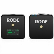 RØDE Wireless GO Compact Microphone System - Black