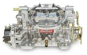 Edelbrock 1406 600 CFM Remanufactured Carburetor Electric Choke