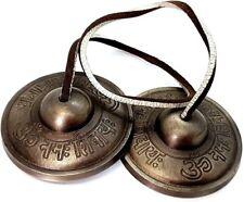More details for tingsha om bells chimes tibetan meditation 2.75