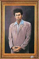Seinfeld- Cosmo Kramer Portrait Poster/Print 24x36 - Home Decor Pop Wall Art New