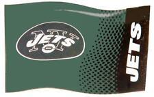 Forever Collectibles New York Jets Se Fanent Drapeau DRAPEAU FANION NFL