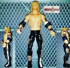 Edge WWE Mattel Elite Custom Wrestling Figure Flashback Legend Wrestlemania last