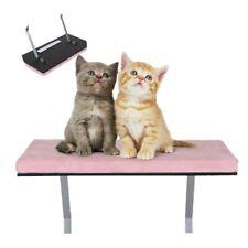Deluxe Pet Cat Window Perch Seat Bed Kitty Shelf Mounted Hanging Sleep Cushion