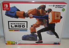 NINTENDO LABO ROBOT KIT NINTENDO SWITCH NEW REGION FREE
