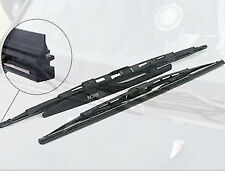 "Wing Wiper Blade Set Drive Passenger 24"" 18"" For 2007 2011 Hyundai Santa Fe"