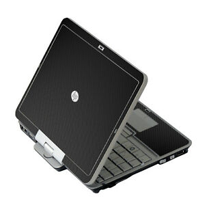 LidStyles Carbon Fiber Laptop Skin Protector Decal HP EliteBook 2740P/2760P
